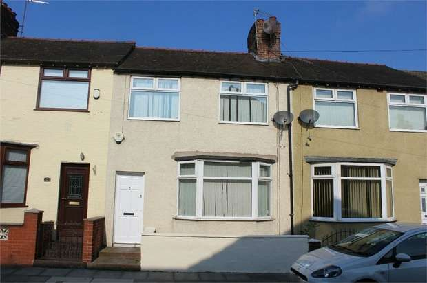 3 Bedrooms Terraced House for sale in The Coppice, Liverpool, Merseyside