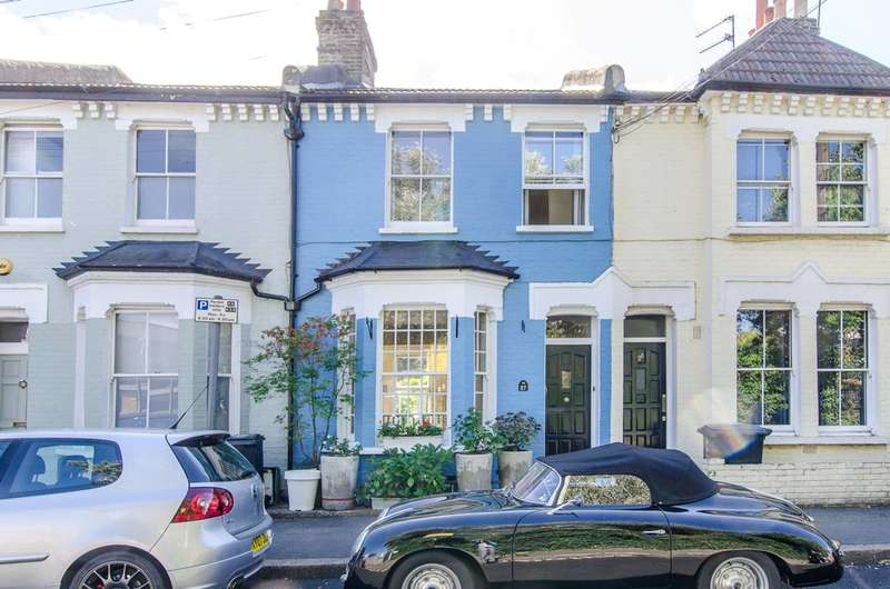 4 Bedrooms House for sale in Meadow Place, Vauxhall, SW8