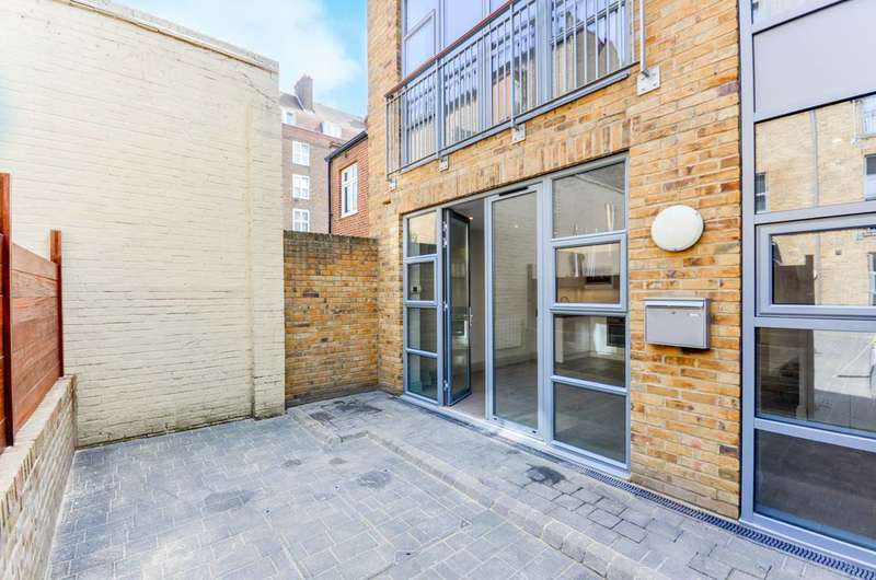 1 Bedroom House for sale in Corben Mews, Battersea, SW8