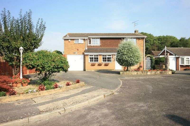 3 Bedrooms Detached House for sale in CHAPEL LANE, CHELLASTON