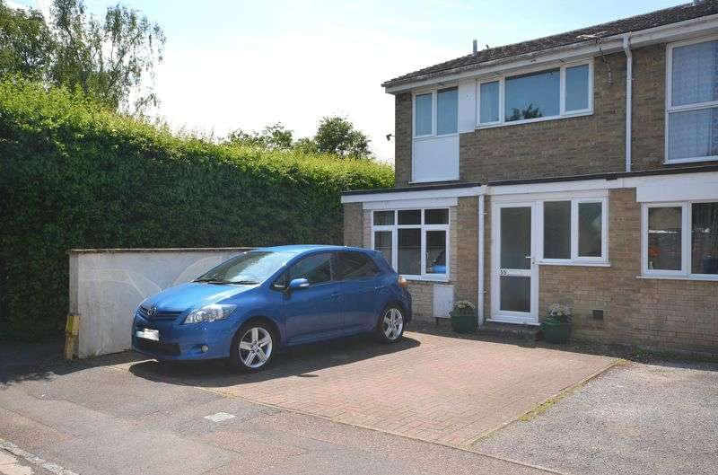 3 Bedrooms Terraced House for sale in Richens Drive, Carterton