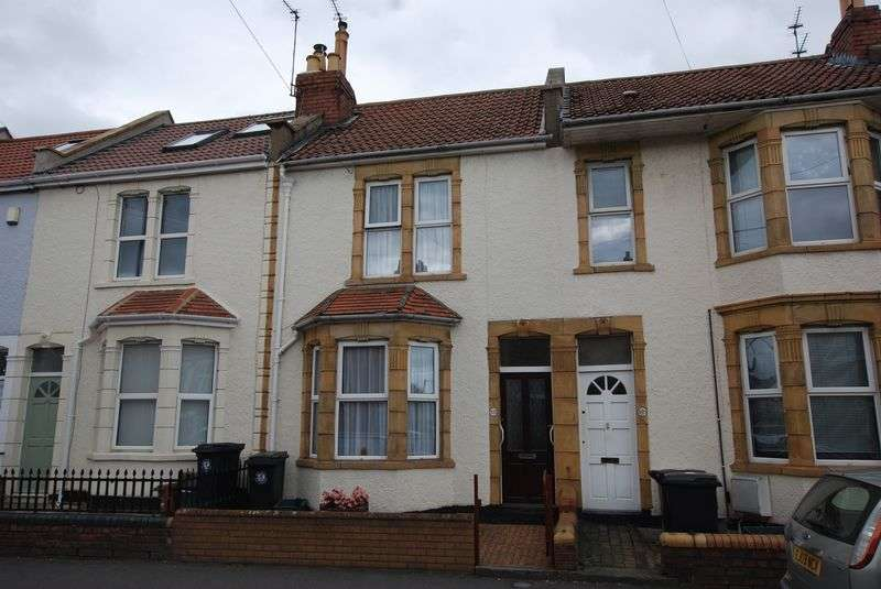 3 Bedrooms Terraced House for sale in Downend Road, Horfield