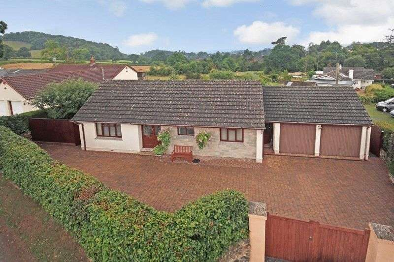 2 Bedrooms Detached Bungalow for sale in Chudleigh Outskirts