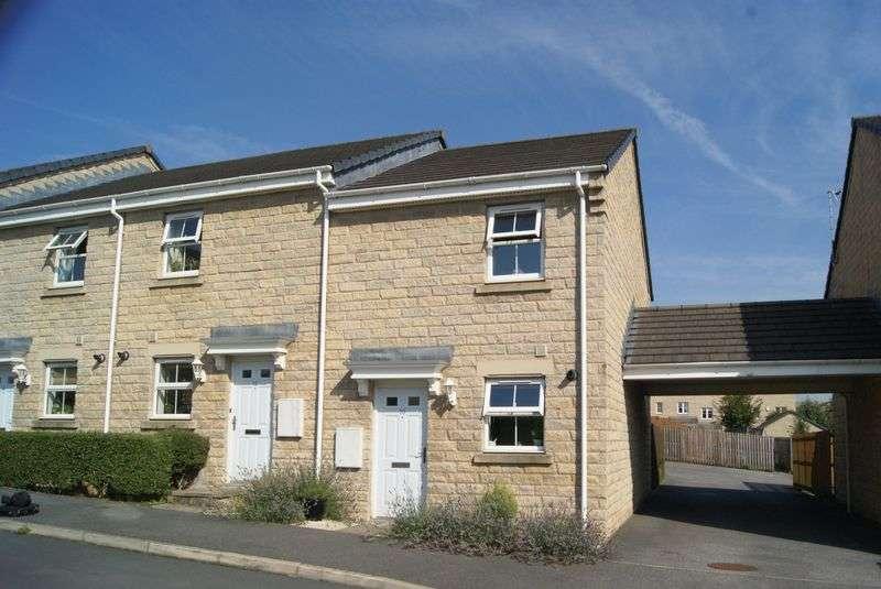2 Bedrooms Terraced House for sale in Knights Way, Eldwick