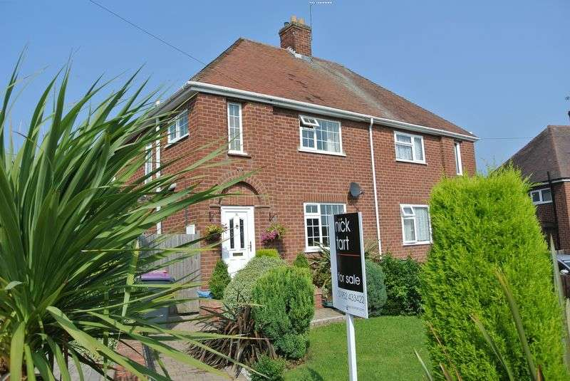 3 Bedrooms Semi Detached House for sale in Coronation Crescent, Madeley, Telford, Shropshire.