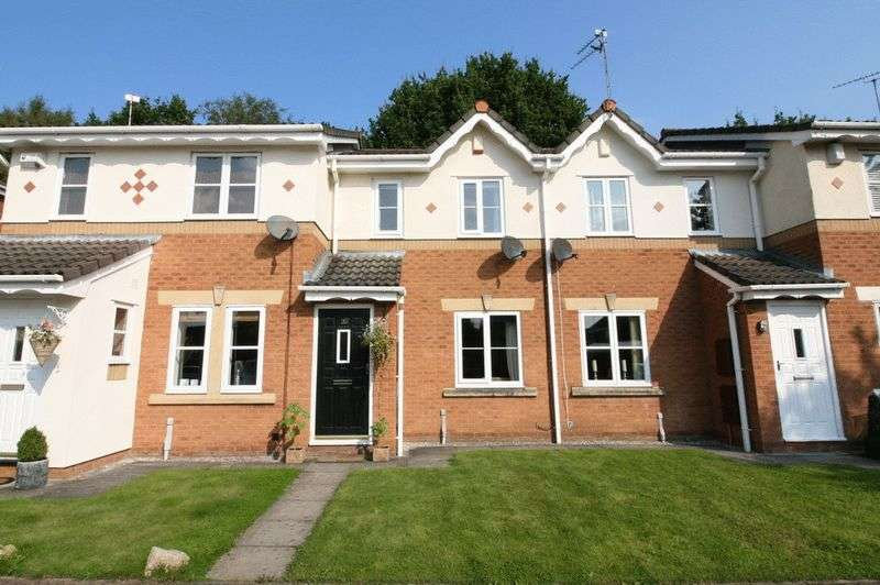 2 Bedrooms Terraced House for sale in Hawfinch Grove, Ellenbrook Worsley Manchester