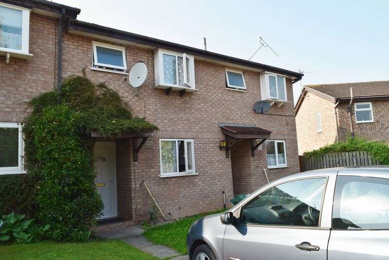 2 Bedrooms Terraced House for sale in Byron Close, Chester