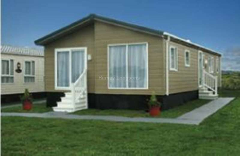 2 Bedrooms Lodge Character Property for sale in Steeple Bay Holiday Park, Canney Road, Steeple, Southminster