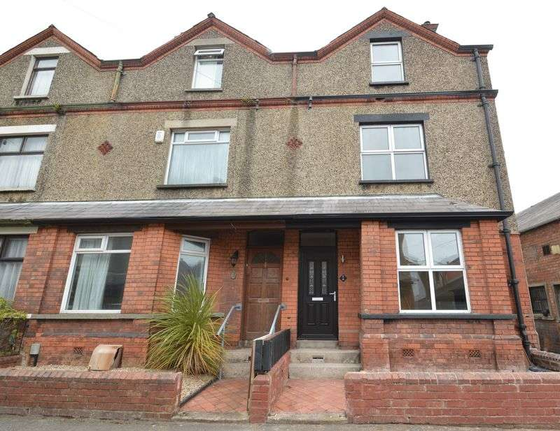 4 Bedrooms Terraced House for sale in 1 Sydenham Drive, Belfast BT4 2AX