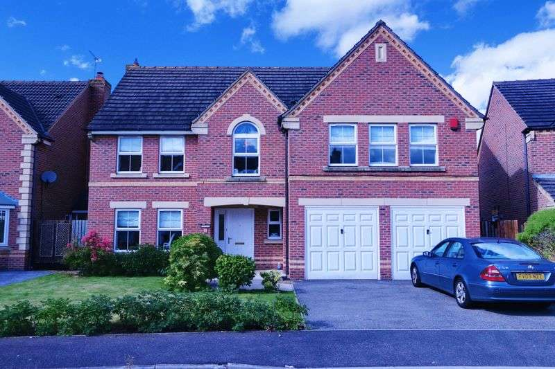 5 Bedrooms Property for sale in Sykes Close, North Ferriby