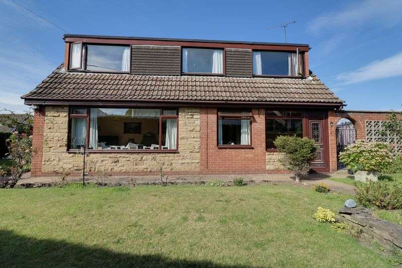 3 Bedrooms Detached House for sale in Bramley Grove, Gainsborough