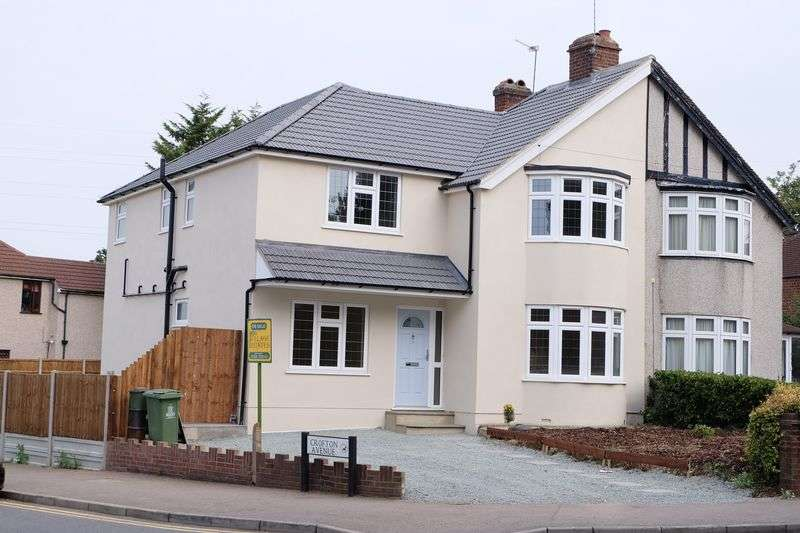 5 Bedrooms Semi Detached House for sale in Hurst Road, Bexley