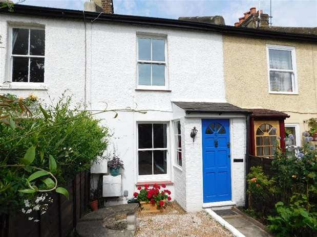 2 Bedrooms Terraced House for sale in St. Leonards Road, Surbiton