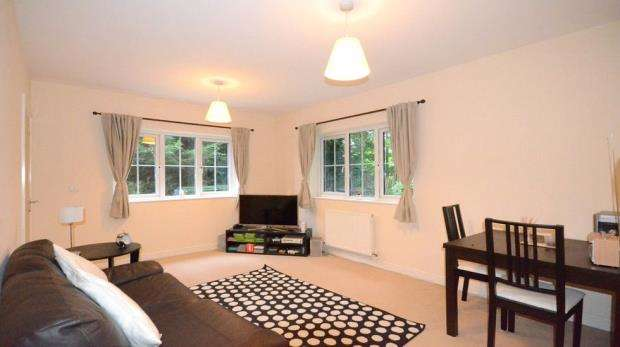 4 Bedrooms Apartment Flat for sale in Laneside Court, West Ham Lane, Basingstoke