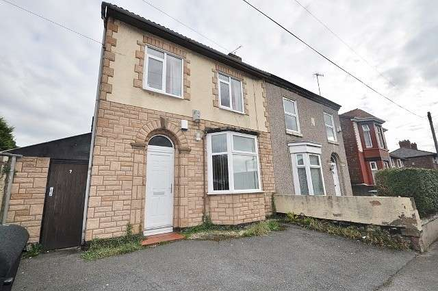 3 Bedrooms House for sale in Seaton Road, Birkenhead