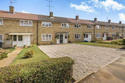3 Bedrooms Terraced House for sale in Wigram Way, Stevenage, Hertfordshire, England