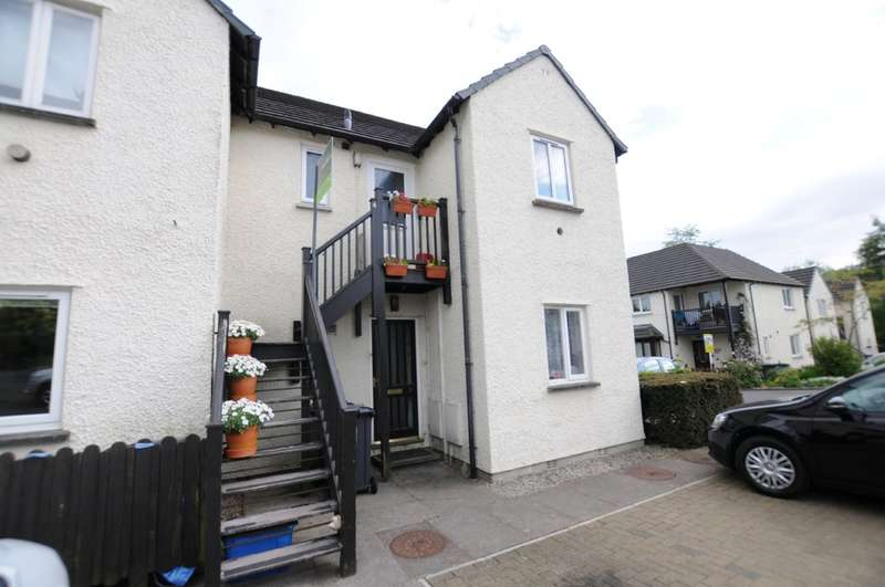 2 Bedrooms Flat for sale in White Moss Court, Kendal