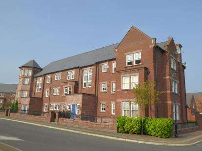 2 Bedrooms Flat for sale in Stansfield Drive, Grappenhall, Warrington, Cheshire, WA4