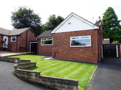 3 Bedrooms Bungalow for sale in Oakwood Road, Disley, Stockport, Cheshire