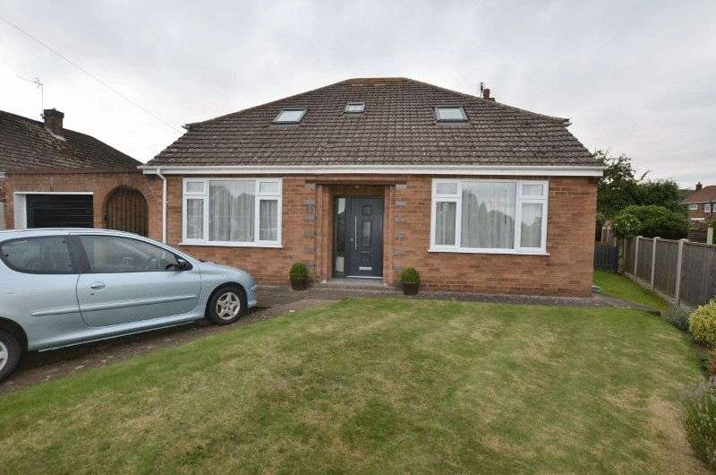 4 Bedrooms Detached Bungalow for sale in Ash Grove, Messingham, Scunthorpe