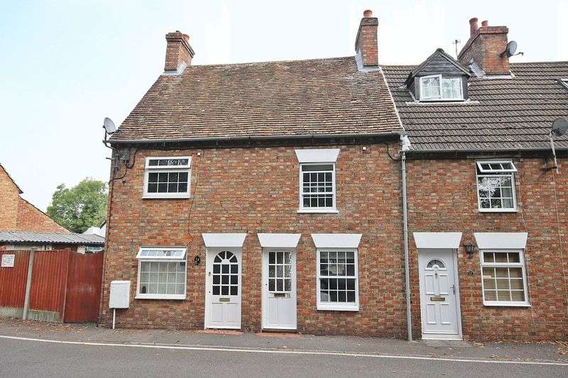 3 Bedrooms Terraced House for sale in The Green, Marston Moretaine