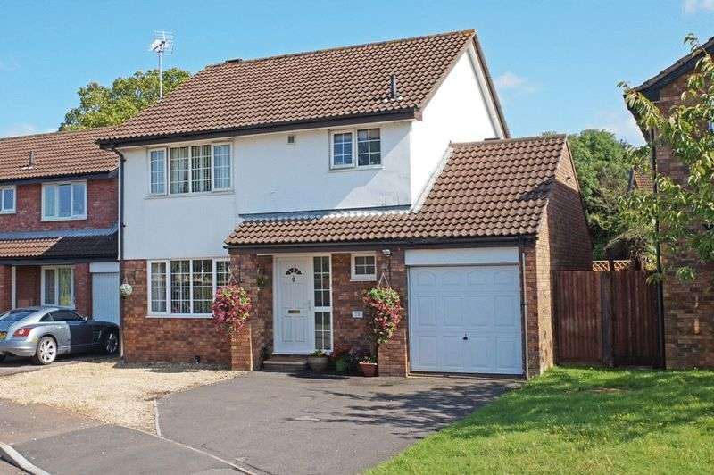 4 Bedrooms Detached House for sale in Heather Close, Taunton