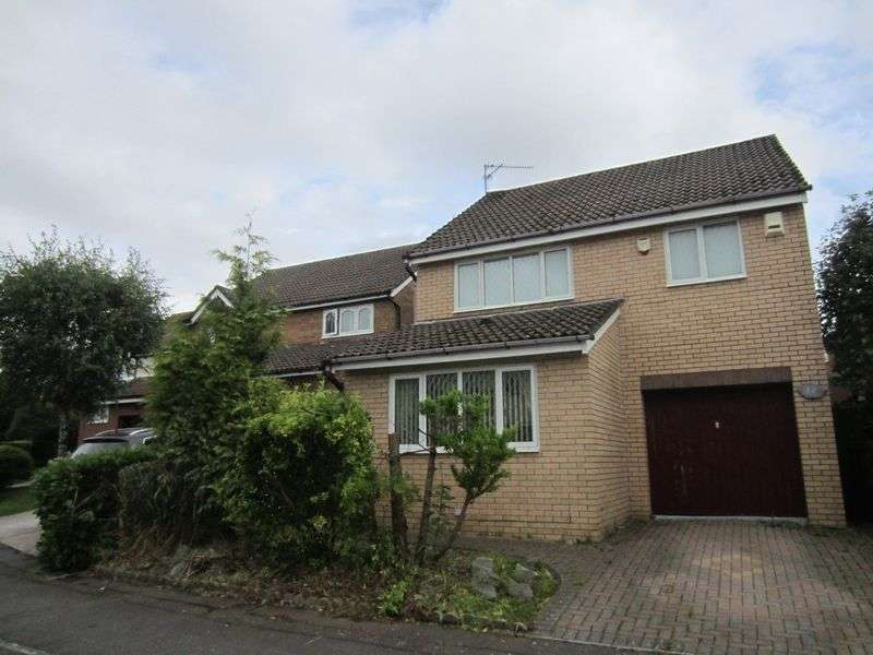 4 Bedrooms Detached House for sale in Denison Way St Fagans Cardiff CF5 4SF