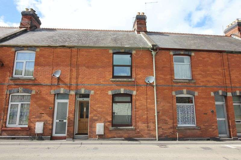 3 Bedrooms Terraced House for sale in Silver Street, Chard