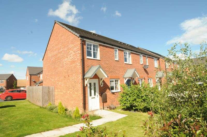 2 Bedrooms House for sale in Glossop Close, Riverside Point, Warrington