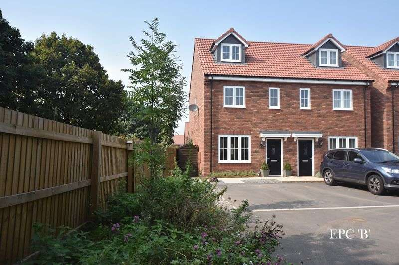 3 Bedrooms Semi Detached House for sale in THORNBURY