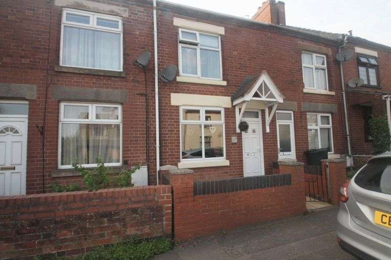 2 Bedrooms Terraced House for sale in Swannington Road, Coalville