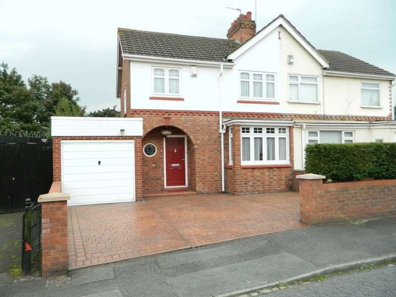 3 Bedrooms Semi Detached House for sale in Lilac Road, Stow Heath, Wolverhampton