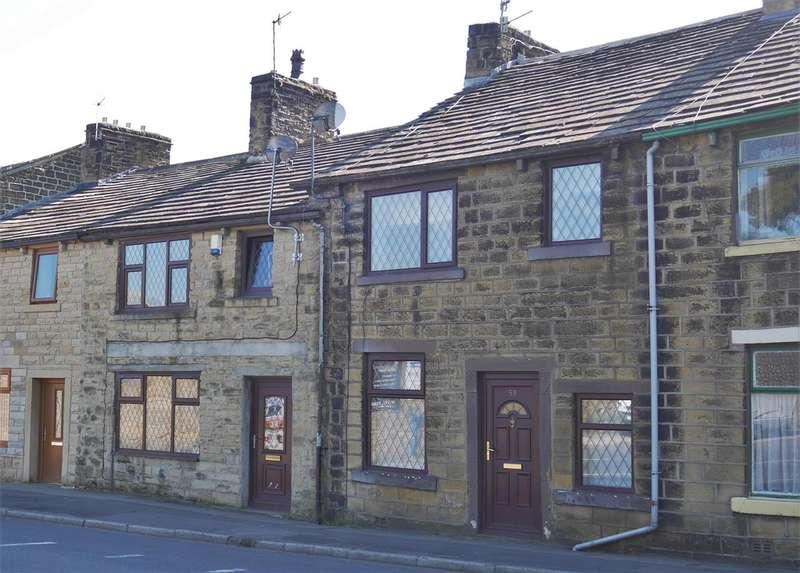 2 Bedrooms Terraced House for sale in Burnley Road, Colne
