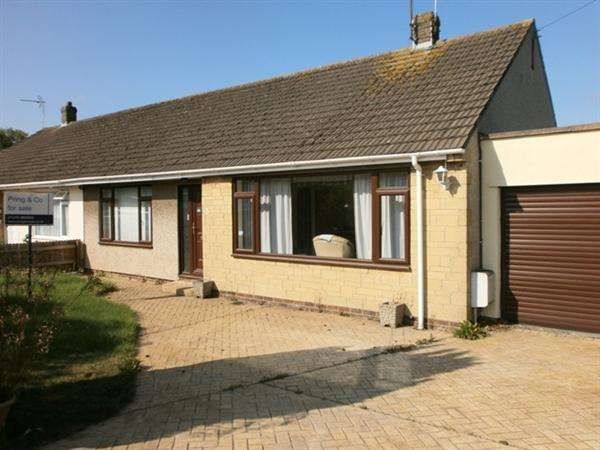 3 Bedrooms Bungalow for sale in HEATHFIELD ROAD, NAILSEA