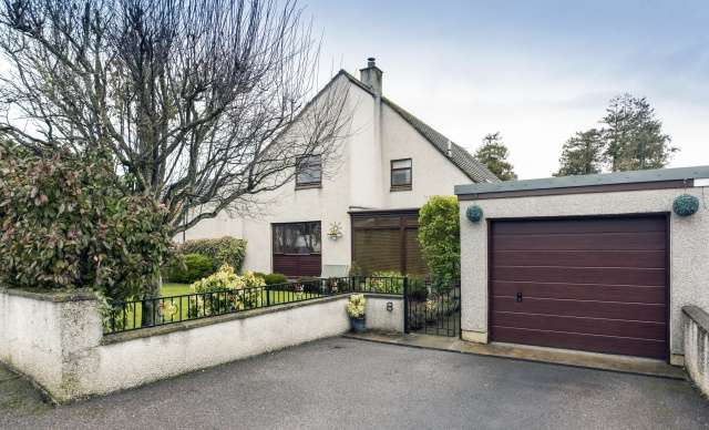 5 Bedrooms Detached House for sale in Culpleasant Drive, Tain, Ross-shire, IV19 1JT