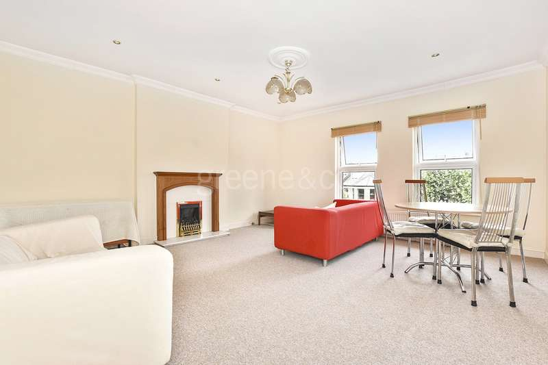 4 Bedrooms Flat for sale in Fordwych Road, West Hampstead, London, NW2