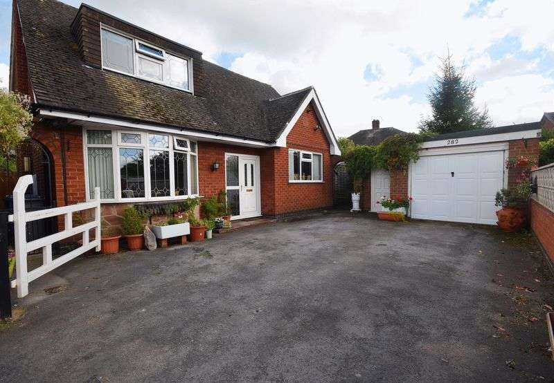 3 Bedrooms Detached House for sale in Werrington Road, Bucknall