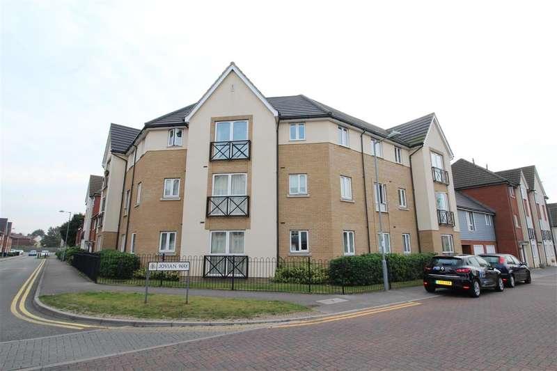 1 Bedroom Apartment Flat for sale in Blakenham Park, Ipswich IP1