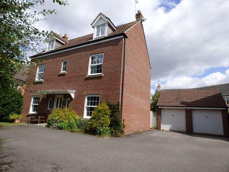 5 Bedrooms Detached House for sale in Lampeter Road, Oakhurst