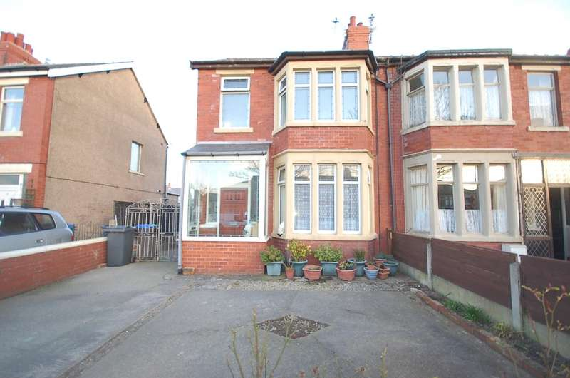 3 Bedrooms End Of Terrace House for sale in Marton Drive, Blackpool