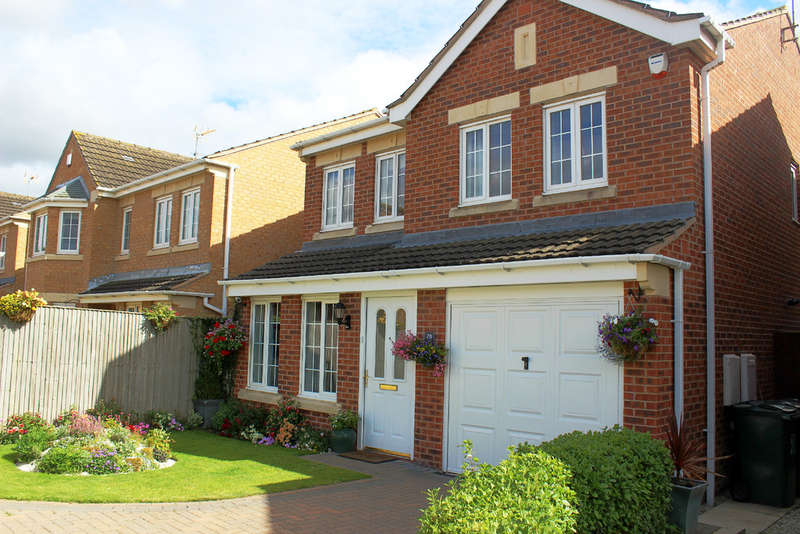 4 Bedrooms Detached House for sale in Catton Way, Brayton