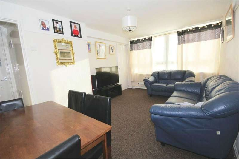 2 Bedrooms Flat for sale in Stroud Green Gardens, Croydon, Surrey