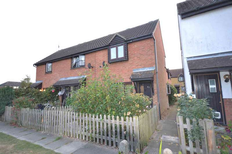 1 Bedroom Terraced House for sale in Colyers Reach, Chelmsford