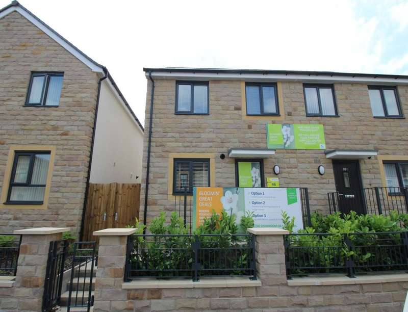 3 Bedrooms Property for sale in Blackburn Road, Accrington, BB5