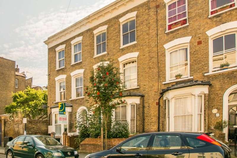 2 Bedrooms Flat for sale in Osterley Road, Stoke Newington, N16