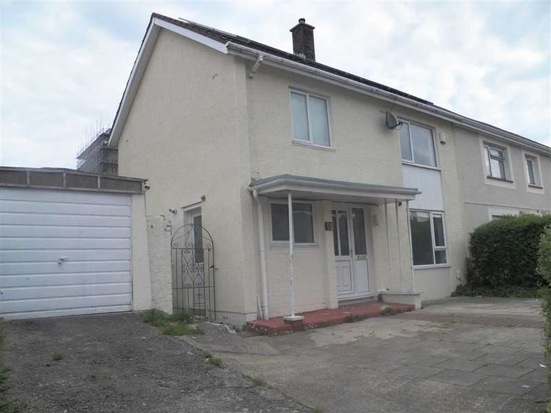 3 Bedrooms Property for sale in Eiddwen Road, Penlan