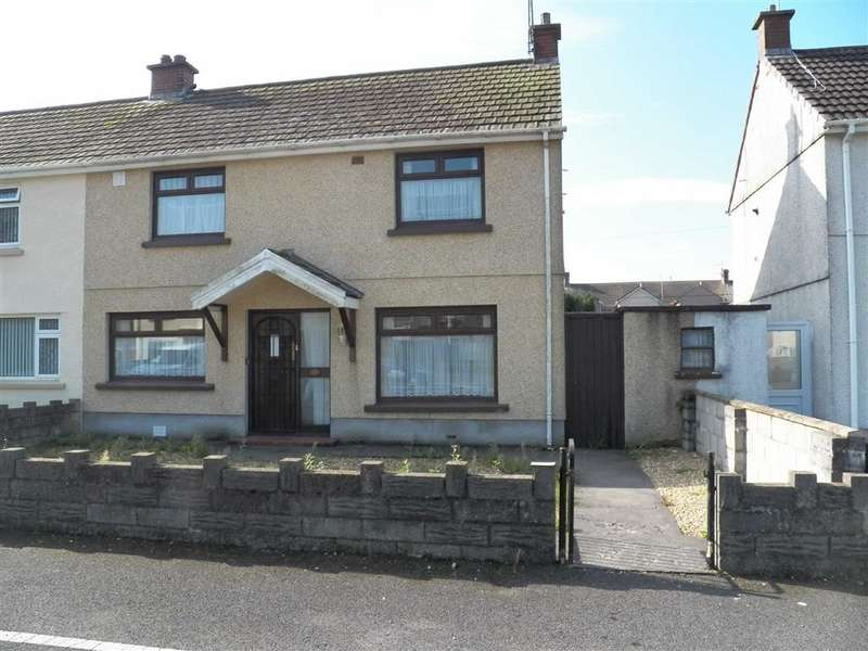 3 Bedrooms Property for sale in Iscoed, Stradey, Llanelli