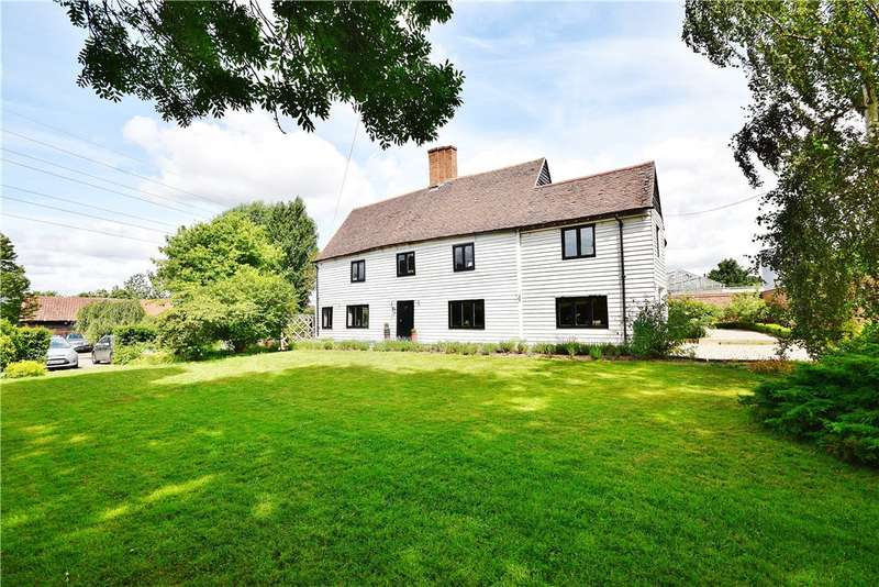 5 Bedrooms Detached House for sale in Roydon