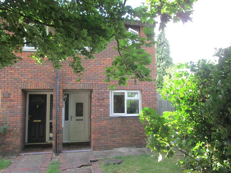 2 Bedrooms End Of Terrace House for sale in MARSHALL DRIVE, HAYES, UB4 0SN