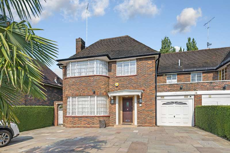 5 Bedrooms House for sale in Carlyle Close, Hampstead Garden Suburb
